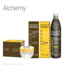 Набор с аргановым маслом для всех типов волос — Alchemy