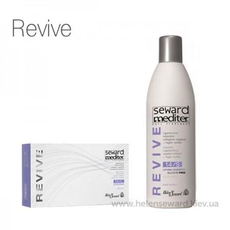 Набор по уходу за тонкими волосами с растительным коллагеном Revive