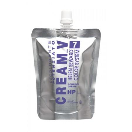Осветляющий крем для обесцвечивания волос до 7 тонов Cream V Helen Seward Вес 500 грамм (148)