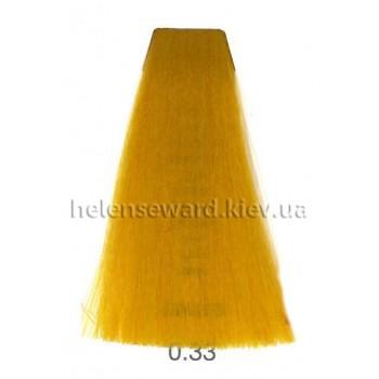 Крем-краска для волос Lumia Helen Seward Объем 100 мл 0.33 Желтый (Lumia 0.33)