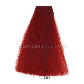 Крем-краска для волос Lumia Helen Seward Объем 100 мл 0.55 Красный (Lumia 0.55)