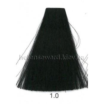 Крем-краска для волос Lumia Helen Seward Объем 100 мл 1.0 Натуральный черный (Lumia 1.0)