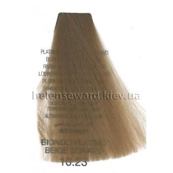 Крем-краска для волос Lumia Helen Seward Объем 100 мл 10.23 Золотисто-бежевый платиновый блондин (Lumia 10.23)