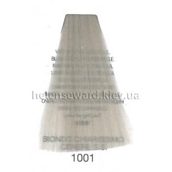 Крем-краска для волос Lumia Helen Seward Объем 100 мл 1001 Очень светлый пепельный блондин (Lumia 1001)
