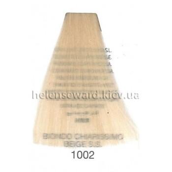 Крем-краска для волос Lumia Helen Seward Объем 100 мл 1002 Очень светлый бежевый блондин (Lumia 1002)