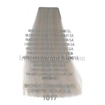 Крем-краска для волос Lumia Helen Seward Объем 100 мл 1017 Очень светлый пепельный фиолетовый блондин (Lumia 1017)