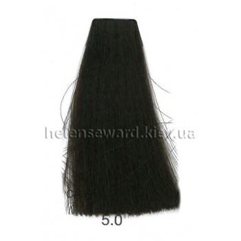 Крем-краска для волос Lumia Helen Seward Объем 100 мл 5.0 Натуральный светлый коричневый (Lumia 5.0)
