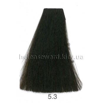 Крем-краска для волос Lumia Helen Seward Объем 100 мл 5.3 Светлый золотой коричневый (Lumia 5.3)