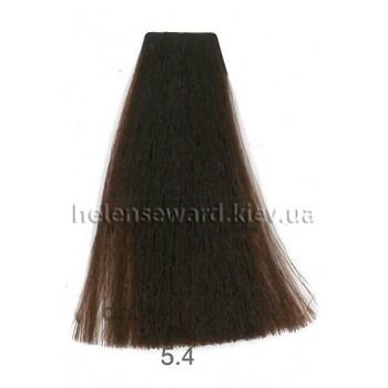 Крем-краска для волос Lumia Helen Seward Объем 100 мл 5.4 Светлый медный коричневый (Lumia 5.4)