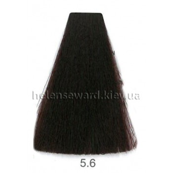 Крем-краска для волос Lumia Helen Seward Объем 100 мл 5.6 Светло-каштановый махагон (Lumia 5.6)