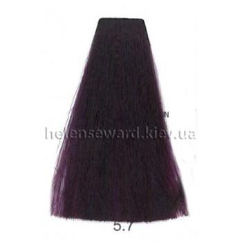 Крем-краска для волос Lumia Helen Seward Объем 100 мл 5.7 Светлый ирисовый каштан (Lumia 5.7)
