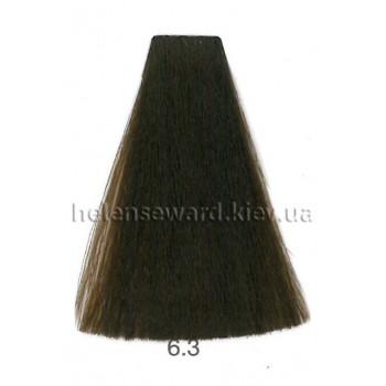 Крем-краска для волос Lumia Helen Seward Объем 100 мл 6.3 Тёмный золотой блондин (Lumia 6.3)