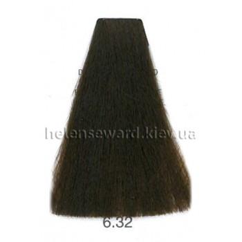 Крем-краска для волос Lumia Helen Seward Объем 100 мл 6.32 Тёмный золотисто-бежевый блондин (Lumia 6.32)