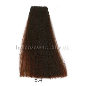 Крем-краска для волос Lumia Helen Seward Объем 100 мл 6.4 Тёмный медный блондин (Lumia 6.4)