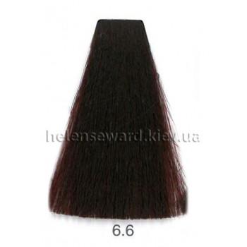 Крем-краска для волос Lumia Helen Seward Объем 100 мл 6.6 Тёмный махагоновый блондин (Lumia 6.6)