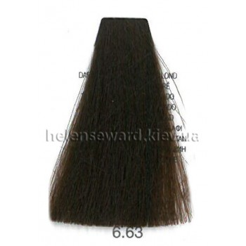 Крем-краска для волос Lumia Helen Seward Объем 100 мл 6.63 Тёмный блондин махагон с золотом  (Lumia 6.63)