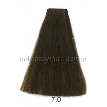 Крем-краска для волос Lumia Helen Seward Объем 100 мл 7.0 Натуральный блондин (Lumia 7.0)