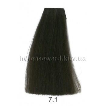 Крем-краска для волос Lumia Helen Seward Объем 100 мл 7.1 Пепельный блондин (Lumia 7.1)