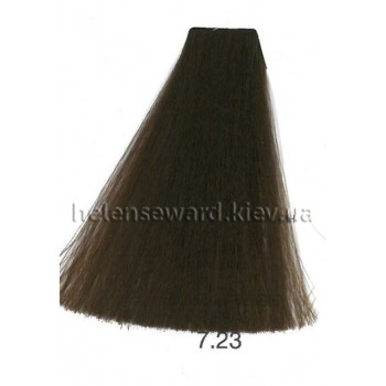 Крем-краска для волос Lumia Helen Seward Объем 100 мл 7.23 Золотисто-бежевый блондин (Lumia 7.23)