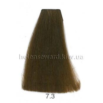 Крем-краска для волос Lumia Helen Seward Объем 100 мл 7.3 Тёмный золотой блондин (Lumia 7.3)