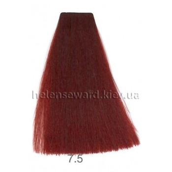 Крем-краска для волос Lumia Helen Seward Объем 100 мл 7.5 Красный блондин (Lumia 7.5)