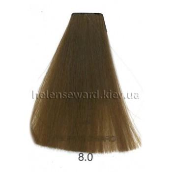 Крем-краска для волос Lumia Helen Seward Объем 100 мл 8.0N Натуральный светлый блондин  (Lumia 8.0N)