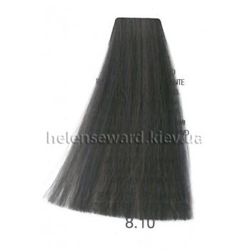 Крем-краска для волос Lumia Helen Seward Объем 100 мл 8.10 Светлый блонд пепельный серебряный (Lumia 8.10)