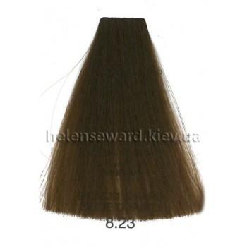 Крем-краска для волос Lumia Helen Seward Объем 100 мл 8.23 Светлый золотисто-бежевый блондин (Lumia 8.23)
