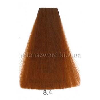 Крем-краска для волос Lumia Helen Seward Объем 100 мл 8.4 Светлый медный блондин (Lumia 8.4)