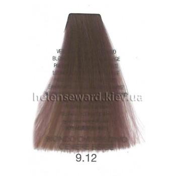 Крем-краска для волос Lumia Helen Seward Объем 100 мл 9.12 Очень светлый блонд пепельный бежевый (Lumia 9.12)