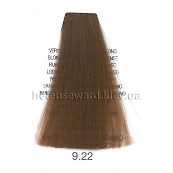 Крем-краска для волос Lumia Helen Seward Объем 100 мл 9.22 Очень светлый бежевый интенсивный блонд (Lumia 9.22)