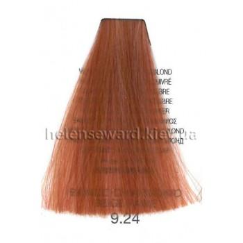 Крем-краска для волос Lumia Helen Seward Объем 100 мл 9.24 Очень светлый медно-бежевый блонд (Lumia 9.24)