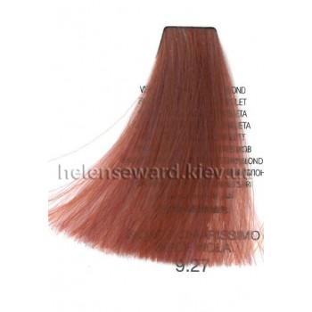Крем-краска для волос Lumia Helen Seward Объем 100 мл 9.27 Очень светлый фиолетово-бежевый блонд (Lumia 9.27)