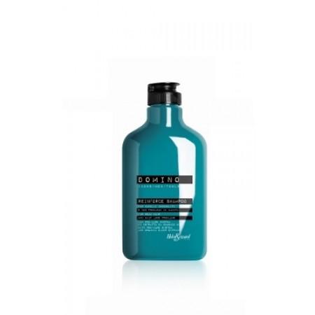 Шампунь для ослабленных и подверженных выпадению волос Domino - Объем 1000 мл