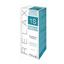 Средство для выпрямления натуральных очень жестких волос Relax System - 1S набор