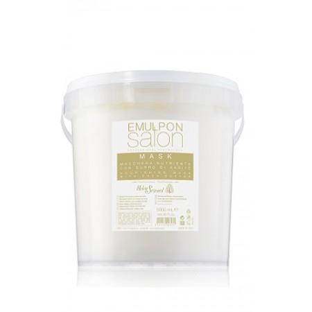 Питательная маска с пшеничными протеинами и маслом карите Emulpon - Объем 5000 мл