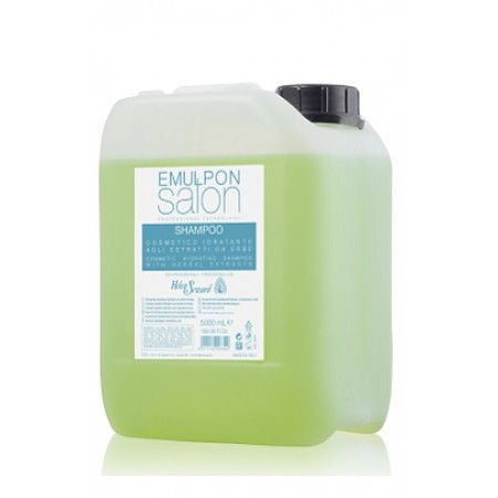 Увлажняющий шампунь с экстрактом трав Emulpon - Объем 5000 мл