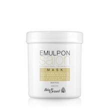 Питательная маска с пшеничными протеинами и маслом карите Emulpon - Объем 1000 мл