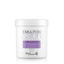 Маска с маслом черной смородины для волос после химических процедур Emulpon - Объем 1000 мл