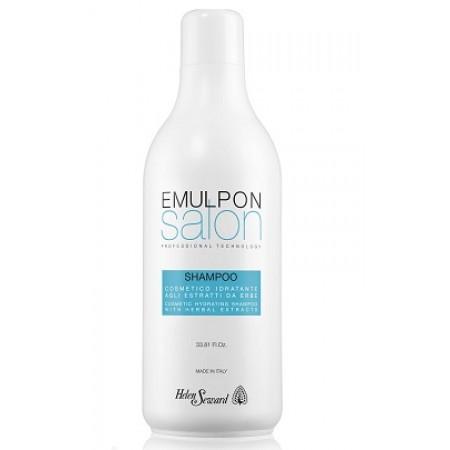 Увлажняющий шампунь с экстрактом трав Emulpon - Объем 1000 мл