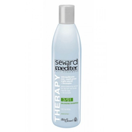 Балансирующий шампунь для натуральных волос Helen Seward Therapy Объем 75 мл (3900)