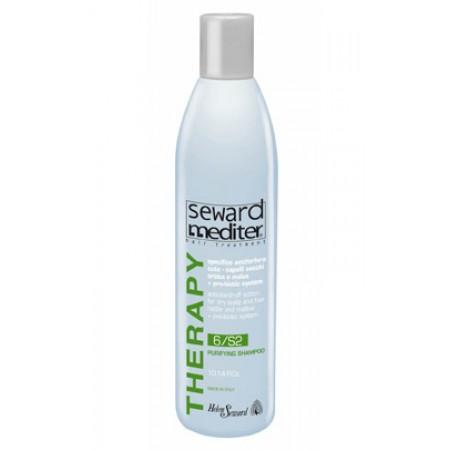 Шампунь от перхоти для сухой кожи головы Helen Seward Therapy Объем 300 мл (692)