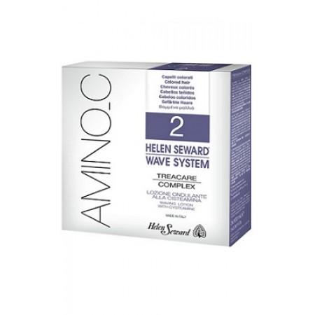 Деликатный лосьон для завивки окрашенных волос Helen Seward Amino C 2 Wave System Объем 3x100 мл (495)