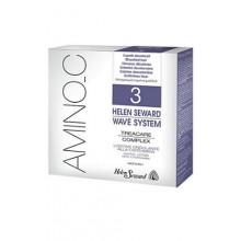 Деликатный лосьон для завивки обесцвеченных волос Helen Seward Amino C 3 Wave System Объем 3x100 мл (496)