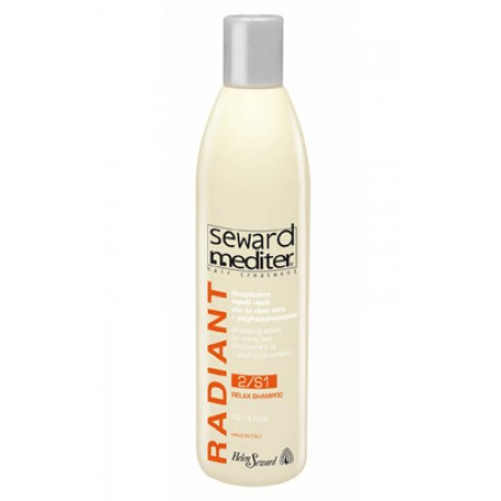 Смягчающий шампунь для вьющихся волос Radiant - Объем 300 мл