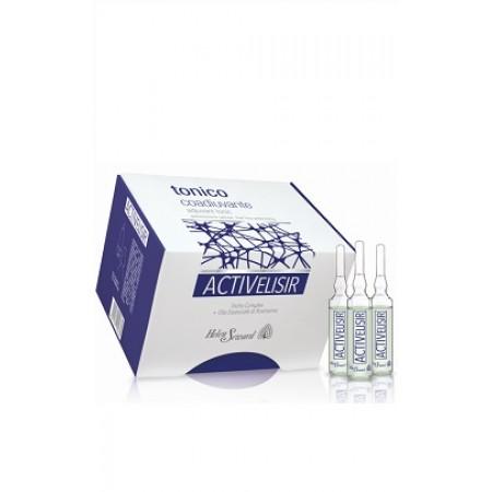 Укрепляющий тоник от выпадения волос Active Elisir - Объем 12х10 мл