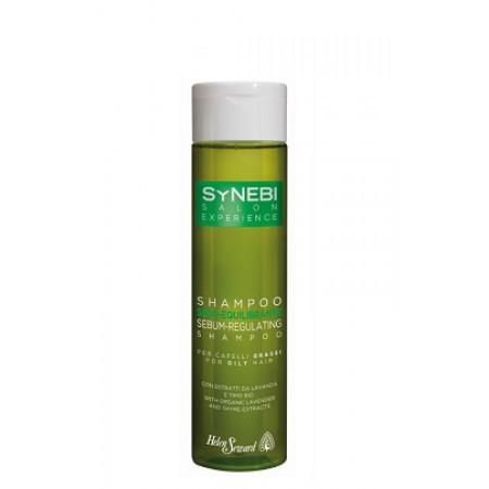 Себорегулирующий шампунь для жирных волос с экстрактами лаванды и тимьяна. - Объем 1000 мл